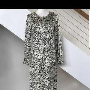 J.Crew silk dress- size 2